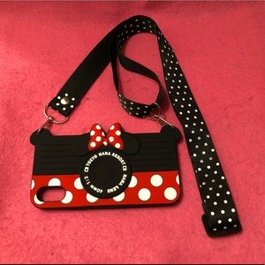 NWOT Minnie Mouse iPhone X/XS Case